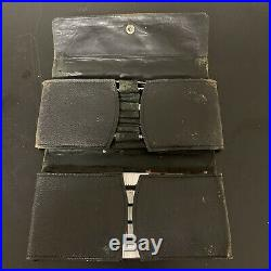 Vintage Medical Equipment Instruments/Tools with Leather Case