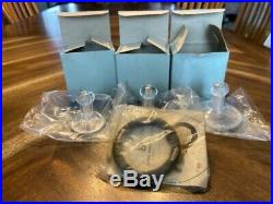 Vintage Medical Equipment/Supplies. Lot of 4 pessary's in original box