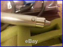 Vintage Medical Equipment doppler Vasculascope Model 820 Sonicaid Medical Inc