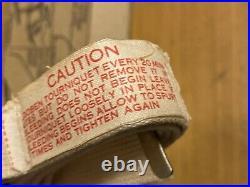 Vintage Medical Tourniquet Mine Safety Appliances Co. Halloween Skeleton Image
