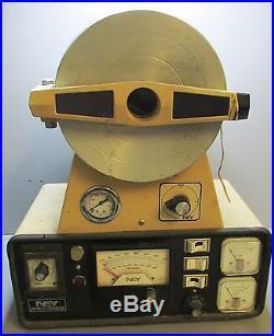 Vintage Ney Mark III Modular Porcelain Furnace Dental Machine- Works