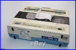 Vintage Nihon Kohden ECG-6511 Electro Cardiograph Cardiofax with cables 220V