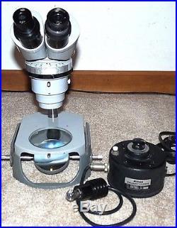 Vintage Nikon Microscope