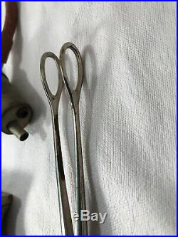 Vintage OB GYN Obstetric Birthing Tools & Antique Medical Equipment Assorted L3