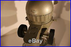 Vintage Olympus 0.7x-4x Stereozoom Microscope Tested 20x Eye Pieces Tokyo