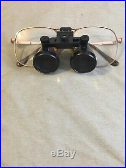 Vintage Orascoptic Telescopes with original case