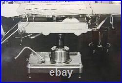 Vintage Original Photograph-Medical Examining Room-1950's-Equipment