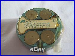 Vintage Pacemaker Medtronic 5950 Pulse Generator P8