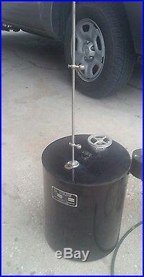 Vintage Parr Oxygen Bomb Calorimeter 1331. Motor Runs. Rare Find