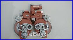 Vintage Phoroptor American Optical Company Steampunk