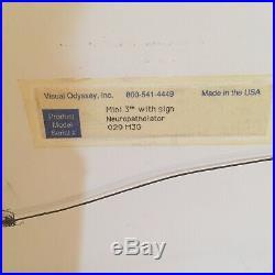 Vintage Rare Chiropractic Neuropatholator, Lighted, Digital Display Mini 3 Model