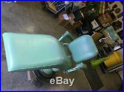 Vintage Ritter dental chair