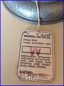 Vintage SOMSO Vertebrate Brains Model Set, Zo555, West Germany 1965, very good c
