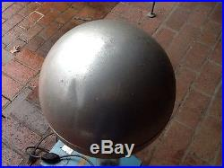 Vintage Sargent-Welch (Van de GRAAF Type) 29 Electrostatic Generator -9 Ball