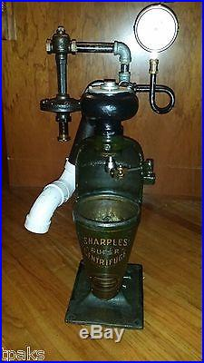 Vintage Sharples Super Centrifuge Type T-41-24-8C-34 (50,000rpm)