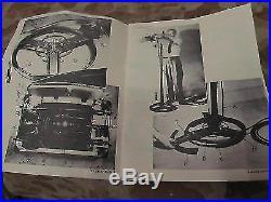 Vintage Surgical Medical Equipment Manual