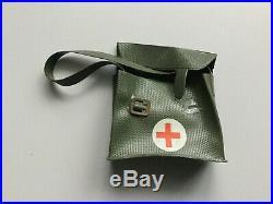 Vintage Tommy Gunn Action Man Medical Equipment Incomplete Set
