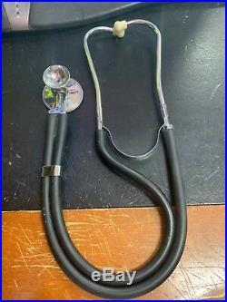 Vintage Tycos Double Head Stethoscope (Doctors Medicine)