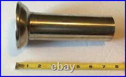 Vintage Vollrath Medical Stainless Steel Forceps Equipment Holder