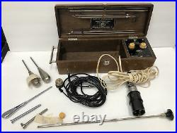Vintage american cystoscope makers Coryllos Thoracoscope Medical Equipment Tool