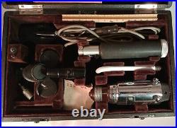 Vintage c. 1950's American Optical Pupillometer Optician Medical Equipment
