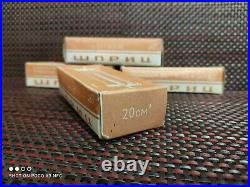 Vintage glass syringe 20 ml Soviet Vintage medical Equipment Reusable syringe