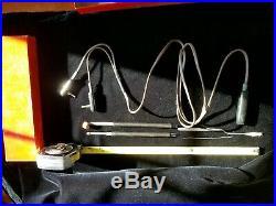 Vintage medical equipment Birtcher Bi-Active Coagulation Set from the 1940's