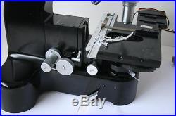 Vtg Leitz Wetzlar Ortholux Microscope