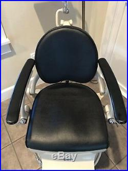 Weber Military Issue Vintage Dental Chair