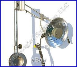 Wilmot Castle Model 52 Operating Exam Light Unit (Lamp) Vintage